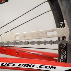 Kædemåler til cykler
