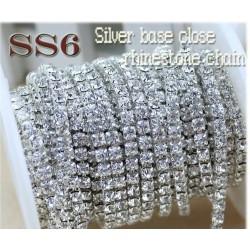 SS6 Crystal kæde
