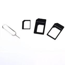 Sim nano-micro adaptor