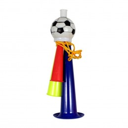 Fodboldhorn - tretonet