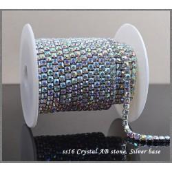 SS16 Crystal AB kæde