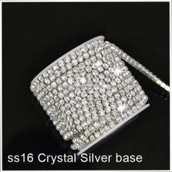 SS18 Crystal kæde
