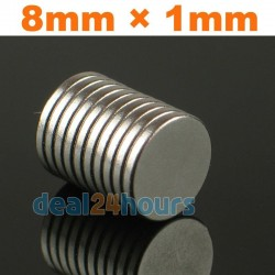 Mini magnet 1*8 mm
