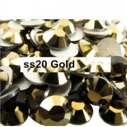 100 stk SS20 Gold