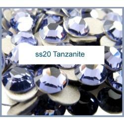 100 stk SS20 Tanzanite