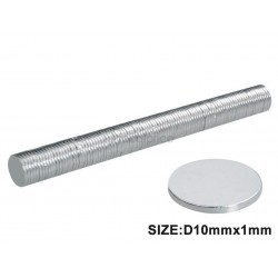 Mini magnet 1*10 mm